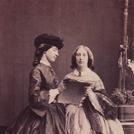 Mrs Spencer-Stanhope and Miss Buxton