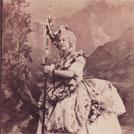 Louisa Swanborough in 'The Loves of Arcadia'